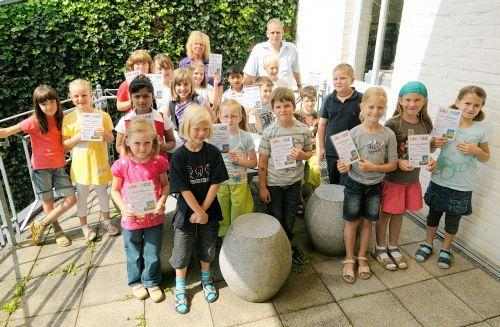 Geilenkirchen: Kinder fit im World Wide Web